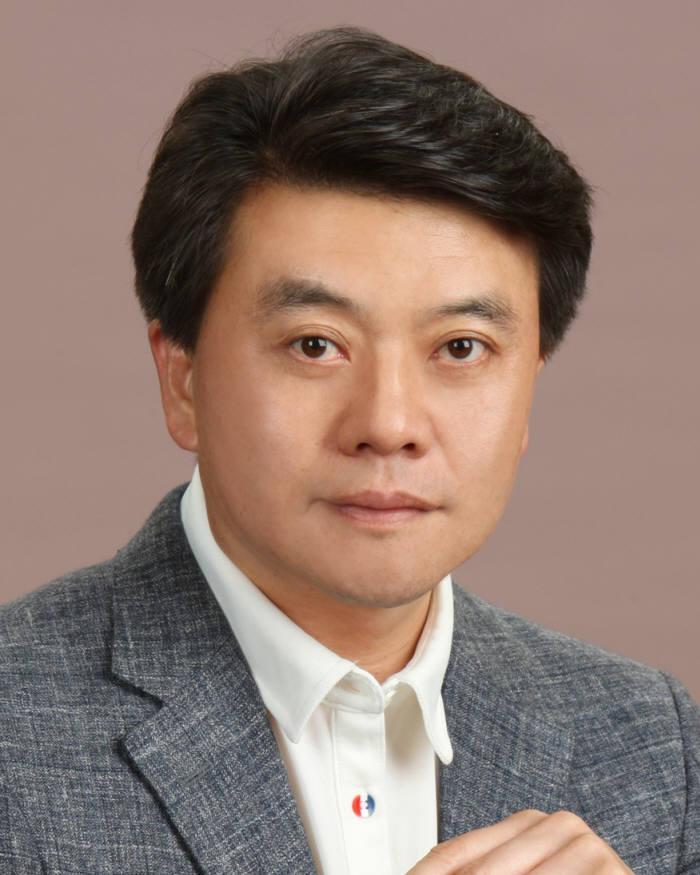 김정혁 한국블록체인협회 자문위원 겸 자율규제위원