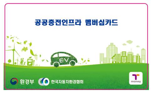 환경부 회원카드.[자료:환경부]