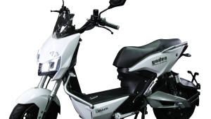 롯데마트, 대형마트 최초 전기스쿠터 '야디Z3' 판매 개시