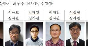 특허청, 2018년 상반기 우수 심사·심판관 시상