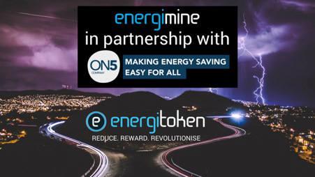 에너지마인-온파이브, 에너지 절약 시 암호화폐 보상 캠페인