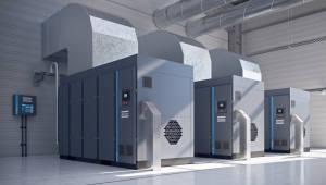 아트라스콥코, 에어 컴프레서 ZT 시리즈 출시...에너지 효율·모니터링 시스템 개선