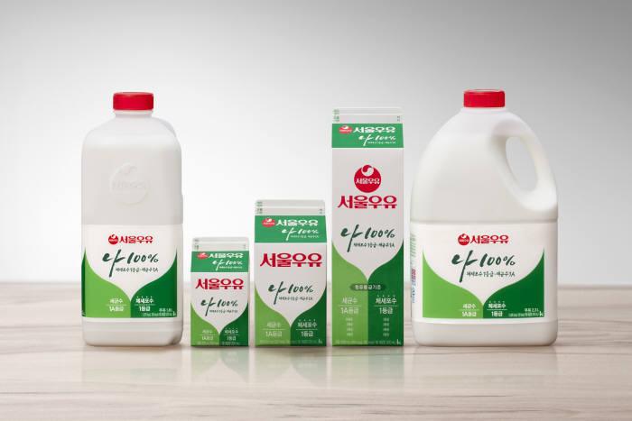 [단독]서울우유, 원윳값 인상에 리터당 3.6% 가격 인상