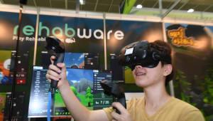 [소프트웨이브 2018]VR콘텐츠부터 챗봇·인증까지…SW 스타트업 출격