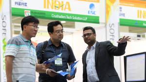 [소프트웨이브 2018]인도 SW기업도 주목하는 한국 ICT