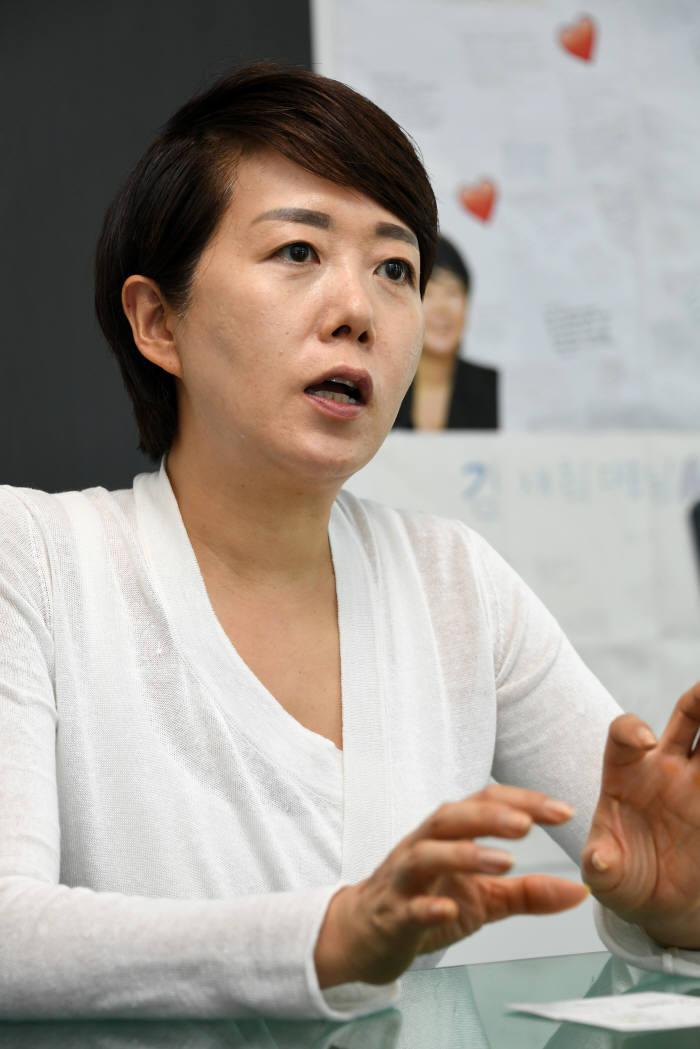 김재희 함샤우트 공동 대표 윤성혁기자 shyoon@etnews.com