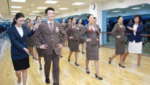 아시아나항공, 中 하얼빈 항공학교 교사 대상 서비스 노하우 교육