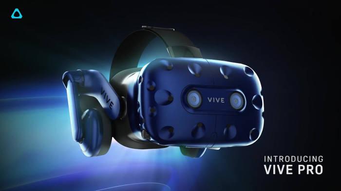 HTC VIVE는 스팀 계열 VR 게임을 즐길 수 있다 [사진=HTC VIVE 유튜브 채널]