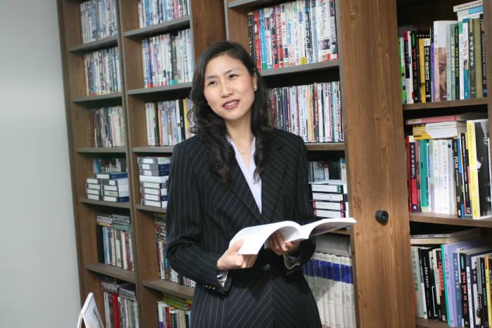 김서영 광운대 교수