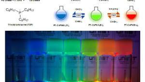 UNIST, 고선명 '페로브스카이트 LED' 제조기술 개발