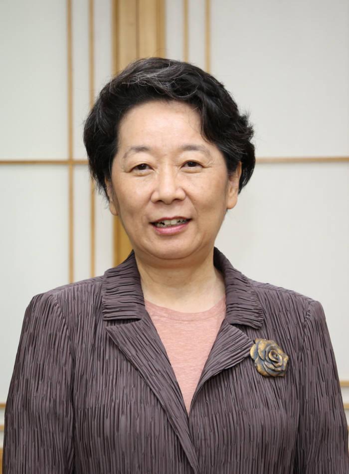 노정혜 한국연구재단 이사장