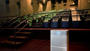 코웨이, CGV여의도에 공청기 설치한 '코웨이 청정관' 운영