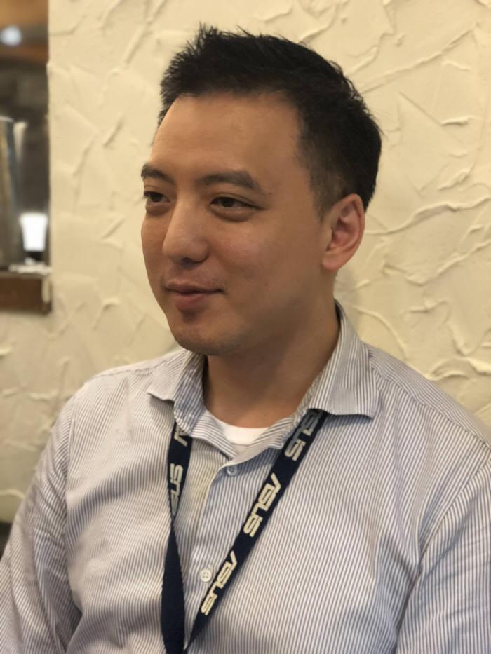 제이슨 우(Jason Wu) 에이수스 한국지사장