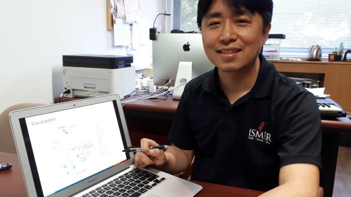 새로운 콘텐츠 기반 필터링 기술로 AI 음원 추천 기술의 정확도를 높인 남주한 교수