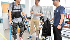 의료재활 웨어러블 로봇, 국내 최초 의료기기 인증