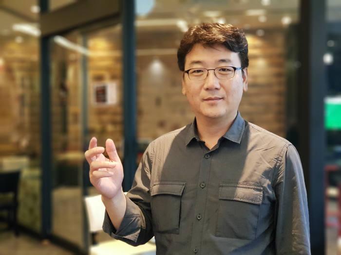 이상대 아이엠헬스케어 대표