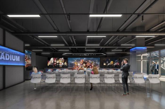 액토즈소프트, e스포츠 경기장 설립