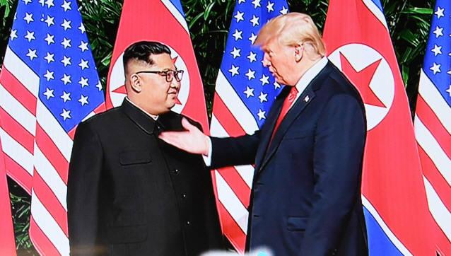 """트럼프 대통령 """"김정은 위원장과 다시 만날 가능성 높다""""…2차 정상회담 시사"""
