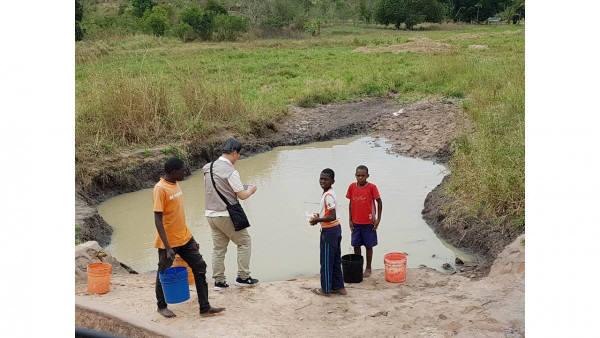 쉐어라이트 탄자니아 식수현황 조사<사진 쉐어라이트>