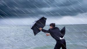 태풍 '솔릭'에 제주공항 22일 오후 5시부터 전편 결항 조치