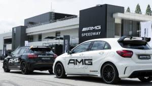 한국타이어, 벤츠 'AMG 스피드웨이'에 타이어 독점 공급