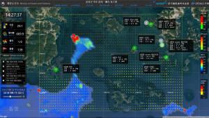 KIOST, 통영 여수에 '실시간 적조 탐지·예측 시스템' 구축
