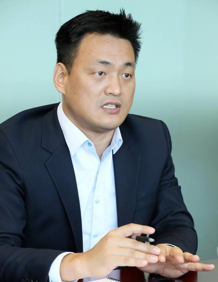 """김태훈 델 EMC 부사장, """"버투스트림 데이터 센터 증설...내년 제2 센터 가능"""""""