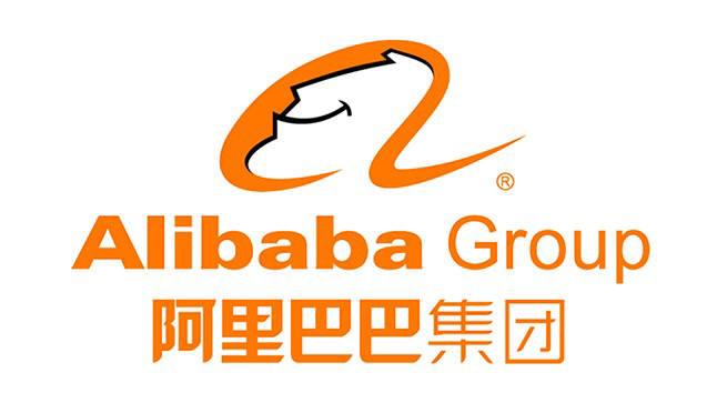 알리바바 그룹 로고
