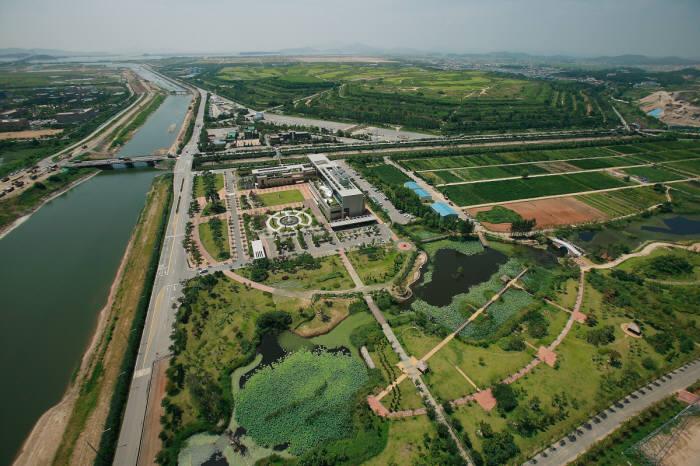 수도권매립지 전경.