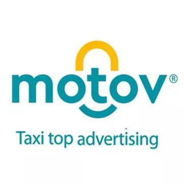 더큰나눔엠티엔이 운영 중인 택시표시등 디지털 사이니지 브랜드 모토브