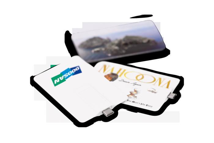 C타입 메모리 OTG카드 USB