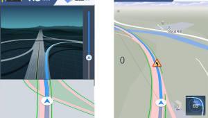 현대엠엔소프트, 모바일 내비게이션 '올뉴 맵피' ADAS맵 적용