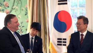 폼페이오 장관, 방북 취소…내달 남북정상회담에도 영향 미치나