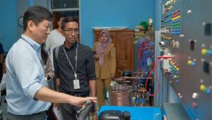 LG전자, 인도네시아 자카르타 취약계층 교육지원