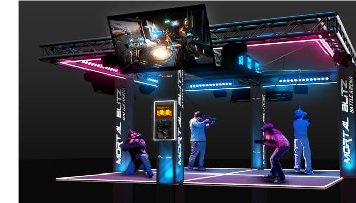VR e스포츠를 한 자리에서, VR 게임대전 내달 7일 개최