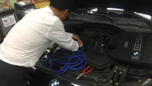 [단독]BMW화재 바이패스밸브 오류 가능성...'열받은 엔진에, 고온가스 더 뿌렸다'