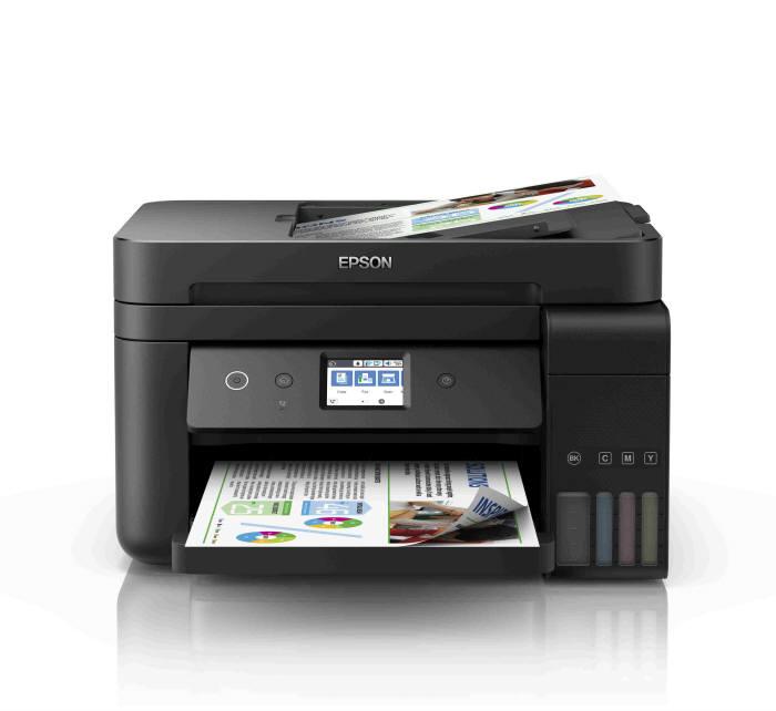 한국엡손 정품무한 잉크젯 프린터 L6190