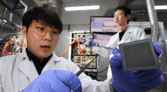 한국과학기술연구원, 상용화 가능한 친환경 연료전지 개발
