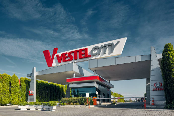 터키 베스텔(Vestel) 본사 전경