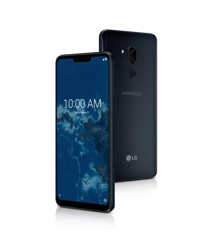 LG G7 One은 구글 순정 운용체계(OS) 인증 프로그램인 안드로이드 원을 탑재했다. 사용자는 구글이 배포하는 최신 보안 업데이트를 정기적으로 받아 보거나, 선탑재 앱을 줄여 구글이 만든 순정 OS 사용환경을 경험할 수 있다.