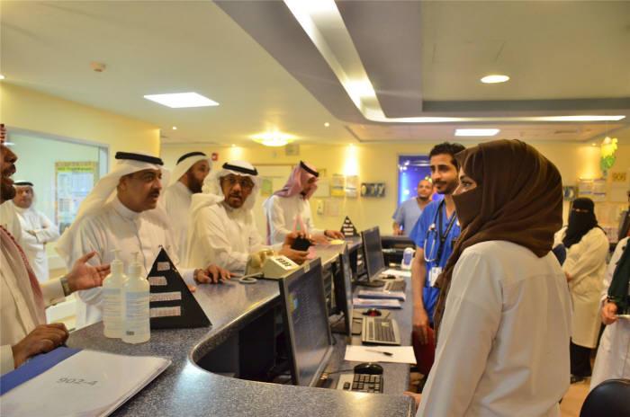 우리나라 병원정보시스템을 도입한 킹 압둘라지즈 메디컬시티 젯다 병원