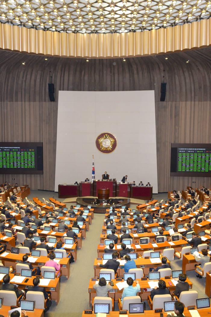 """여야 약속한 민생규제개혁 법안 난항...개별입법도 어려워, 3당 """"밤새워 서라도 30일 의결"""""""