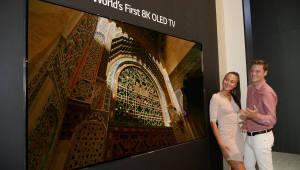 TV, 8K 시대 열렸다…삼성·LG·소니·TCL까지 초고화질TV 참전