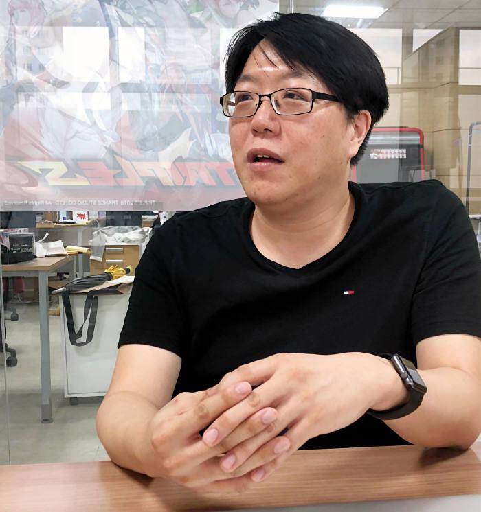 장호준 트랜스 스튜디오 대표
