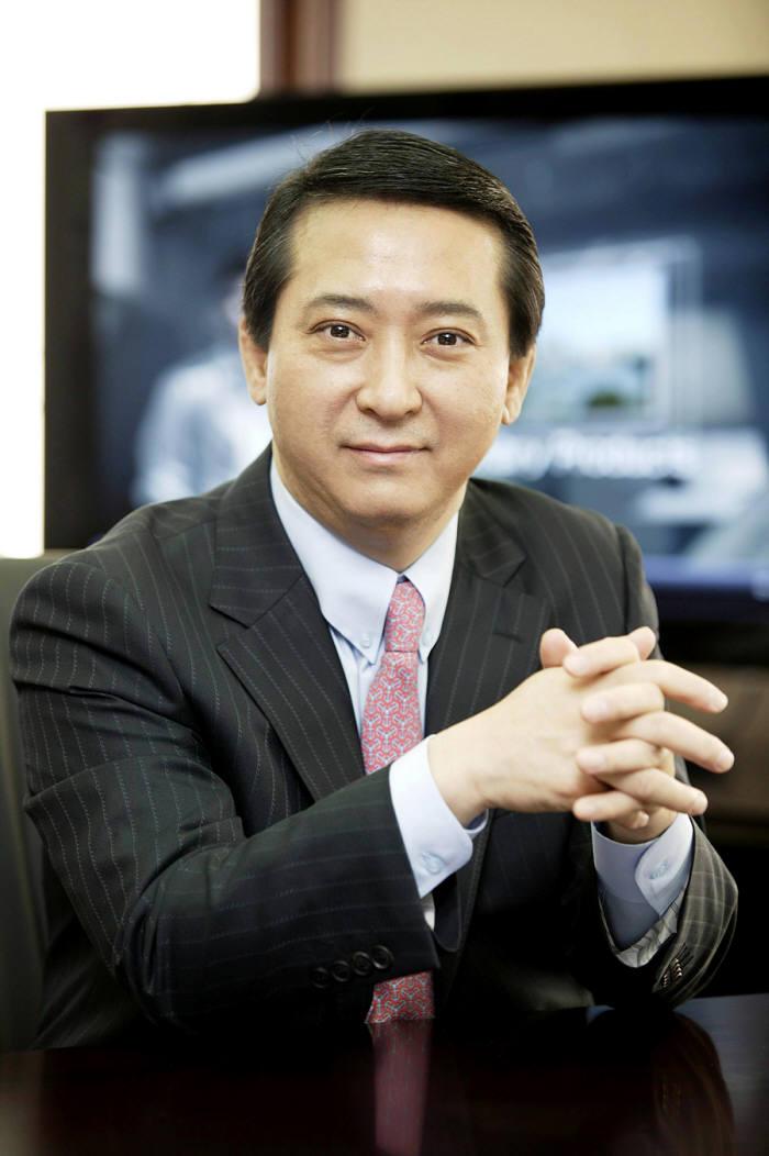 권영수 (주)LG 부회장