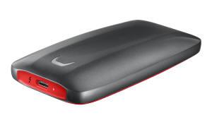 삼성전자 초고속 이동식 SSD 'X5' 내달 출시...4K 영상 12초만에 저장