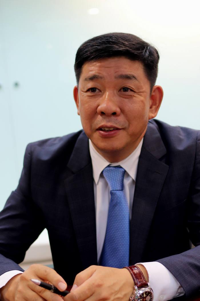 """임영도 신임 NXP코리아 대표 """"불확실성 걷어내고 차·IoT 반도체 집중 성장"""""""