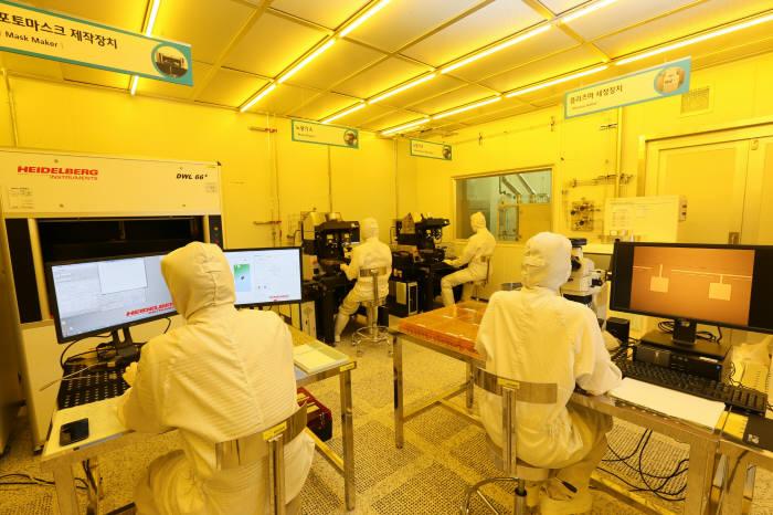 중성자 계측 반도체 센서 국산화에 활용될 원자력연 내 방사선기기팹