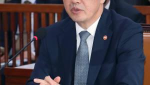 """조명균, """"남북연락사무소는 경협과 연관성 없다"""""""