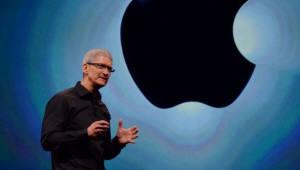 [국제]애플 CEO, 1333억원 규모 스톡옵션 받아 절반 처분